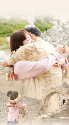 Descendants of the Sun Songsong Couple, Best Couple, Descendants Of The Sun Wallpaper, Heirs Korean Drama, Korean Dramas, Live Action, Decendants Of The Sun, Song Joon Ki, Sun Song