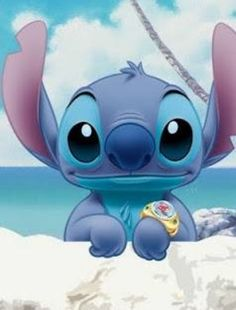 lilo and stich Lilo And Stitch 3, Lilo And Stitch Quotes, Stitch And Angel, Cute Stitch, Disney Love, Disney Magic, Disney Art, Disney And Dreamworks, Disney Pixar