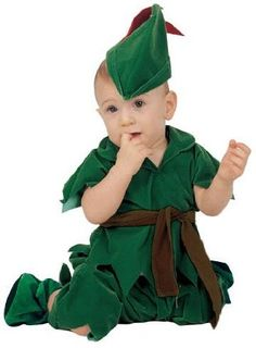 Baby Boy Infant Peter Pan Costume (18 Months) --- http://obas.us/.2