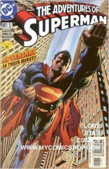 Adventures of Superman (581) Adversary in Their Midst: J.M. DEMATTEIS: Amazon.com: Books