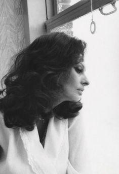 Alfred Eisenstaedt - Sophia Loren