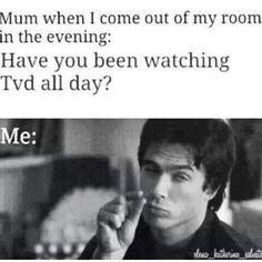TVD fans
