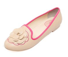These are one of a kind loafers! Check out this fun size flower that beautifuly designs the shoe and creates thie very special unique style for the very chic girl in New York City!keep it simple!  Free Shipping in US  * View the Size Guide