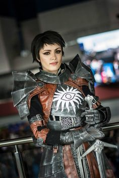 Nobody Expects Dragon Age: Inquisition Cosplay That's This Good