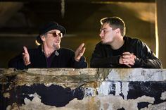 """""""LES INFILTRES"""" de Martin Scorsese / Policer, Drame, Thriller"""
