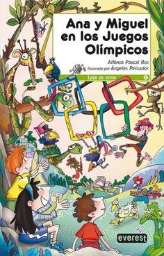 Ana y Miguel en los Juegos Olímpicos