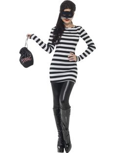 bank robber costumes | Cops & Robbers Fancy Dress : My Fancy Dress Shop