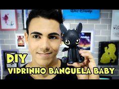DIY   Vidrinho Banguela baby - YouTube