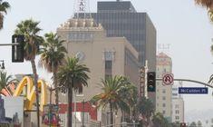 Hollywood California, Multi Story Building
