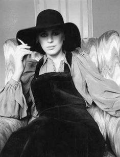 Marianne Faithfull by Robert Mapplethorpe, 1974.