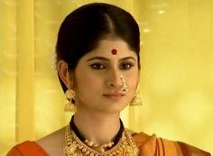 Purva Subhash as 'Laxmi Devi' in 'JAI MALHAR '