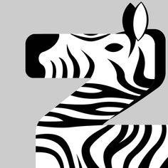 Z is for Zebra . 36 Days Of Type, Tribal Tattoos, Adobe, Instagram, Cob Loaf