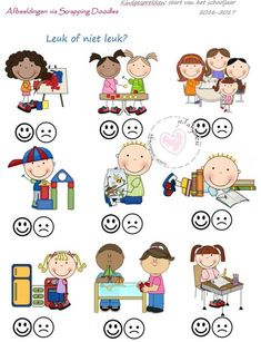 Vector Illustration Of Kid Emotions Free Characters, Emotional Child, Kids Vector, Charts For Kids, Free Cartoons, Couple Cartoon, Boys Playing, Cute Couple Pictures, Back To School