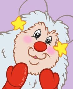 I remember watching Rainbow Brite when I was younger so for this Saturday Morning Cartoon character its Twink.