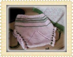 Buenas mañanas de octubre!!!!!   Hoy os traigo otra propuesta para tejer, me hace mucha ilusion ir recibiendo vuestras fotos con los tutoria... Knitting For Kids, Baby Knitting, Crochet Baby, Crochet Bikini, Knit Crochet, Baby Sweaters, Little People, Boho Shorts, Blue Grey