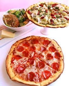 Hip in LA: de pizza waar je niet dik van wordt - Het Nieuwsblad Mobile