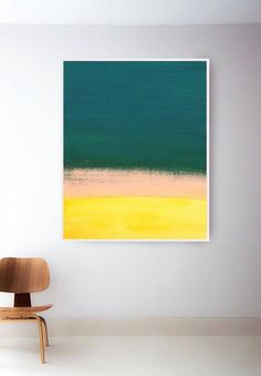 """Obtain excellent pointers on """"contemporary abstract artists"""". They are accessible for you on our website. Modern Art Prints, Modern Wall Art, Wall Art Prints, Teal Wall Art, Art Watercolor, Large Canvas Art, Contemporary Abstract Art, Green Art, Geometric Art"""