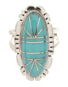 Turquoise Jewelry   Southwest Jewelry   Silver Turquoise Rings