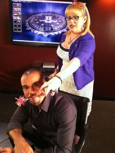 Criminal Minds - I <3 these 2 together