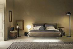 #bed #nightable #bedroom #furniture #luxury #design #interiordesign #madeinitaly