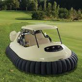 The Golf Cart Hovercraft.