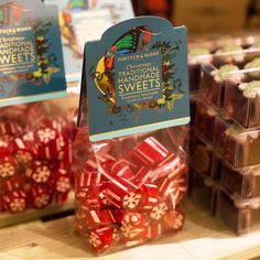 #FortnumsChristmas #Sweets