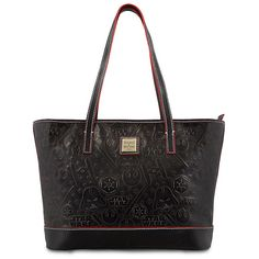 Black Leather Dooney & Bourke Star Wars Bags Have Arrived