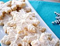 Vanilla-Almond Sugar Cookies