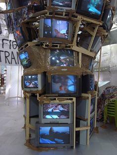 @ thomas hirschhorn # crystal of resistance venice art biennale 2011/2