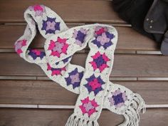 granny scarf for girls