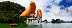 Up to 25% off Halong Bay Cruises & Tours