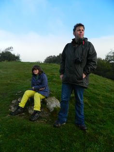 At Purn Hill in Somerset.