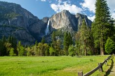 Yosemite National Park jigsaw puzzle