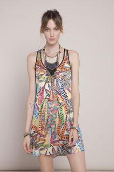 Conocé lo nuevo de este Verano 17 en Rapsodia.com > Vestido Lugoldi