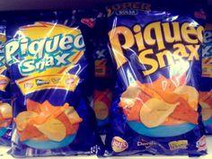 Noticia: Doritos, Lays y Piqueo Snax se renuevan