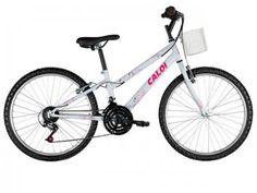 Bicicleta Caloi Ceci Aro 24 21 Marchas - Freio V-brake