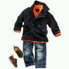 Toddler Boys Style