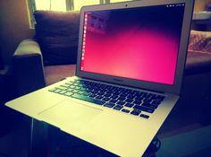 Ubuntu on MacBook Air