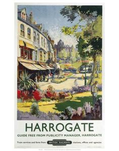 Harrogate Art Print at Art.com