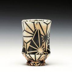 Schaller Gallery   David W. Bolton   Asanoha Yunomi