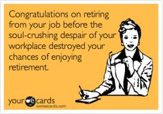 Funny Retirement Wishes For Coworker | Kappit