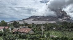 Indonesian volcano Mount Sinabung erupts: Over 10,000 evacuated