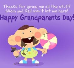 images of happy grandparents day   ... In The World » Greeting Cards » Happy Grandparents Day cards