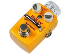 Buy your Hotone Skyline Series WALLY Mini Looper Pedal from Sam Ash and receive the guaranteed lowest price. Guitar Effects Pedals, Guitar Pedals, Compact, Skyline, Mini, Record Electric, Knob, Musical Instruments, Separate