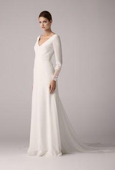 ALMOND suknie ślubne Kolekcja 2014