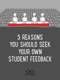If you've never asked students for serious, honest feedback about your teaching, your materials, and your class, there's a good chance you're missing something. Teaching Strategies, Teaching Resources, Classroom Timer, Classroom Ideas, Cult Of Pedagogy, Middle School Grades, Feedback For Students, My Teacher, Teacher Stuff