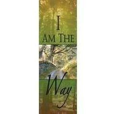 Church Banner - I am the Way 2' x6' (Indoor), http://www.amazon.com/dp/B003NFK0J0/ref=cm_sw_r_pi_awdm_TmnYub1SX2XFP