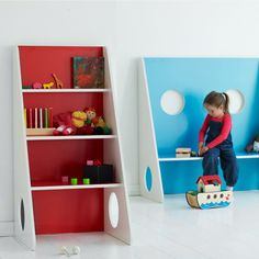 Danish designers Eglantine Charrier and Anja Lykke have developed this fun geometric range of children's furniture.       Inspire...