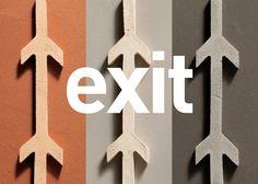 Exit by Matteo Brioni srl