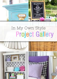 I have tested them all - this is by far the smoothest and most durable of the DIY chalk paint recipes | In My Own Style